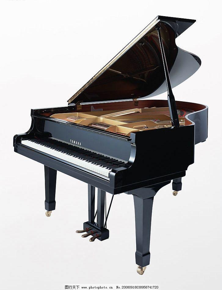 钢琴 音乐素材 摄影图库
