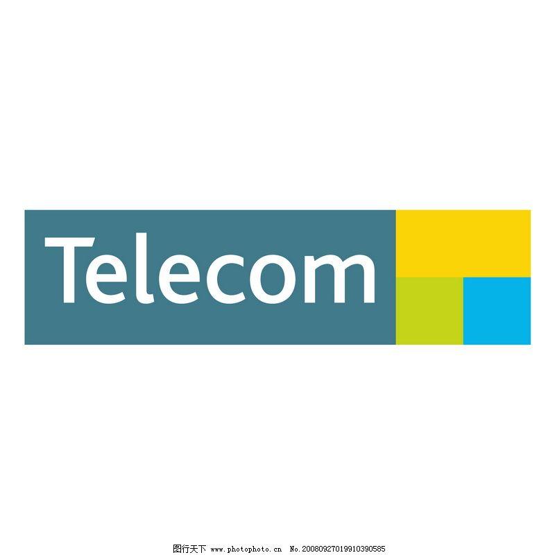 全球通讯手机电话电信矢量logo0447