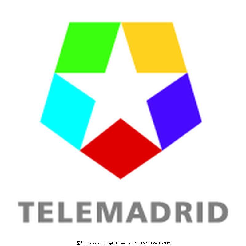 全球电视传媒矢量logo0357