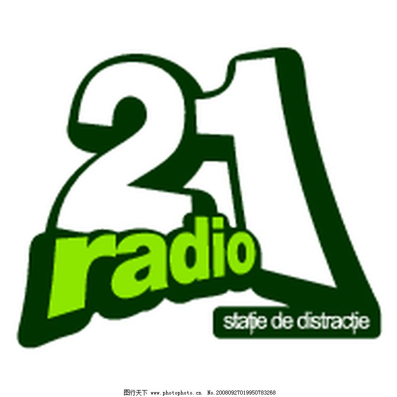 全球广播电台矢量标志0218_企业logo标志_标志图标_图