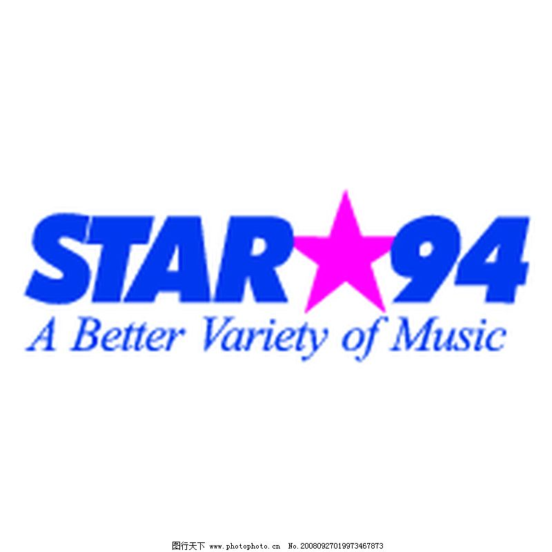 logo专辑 全球广播电台矢量标志