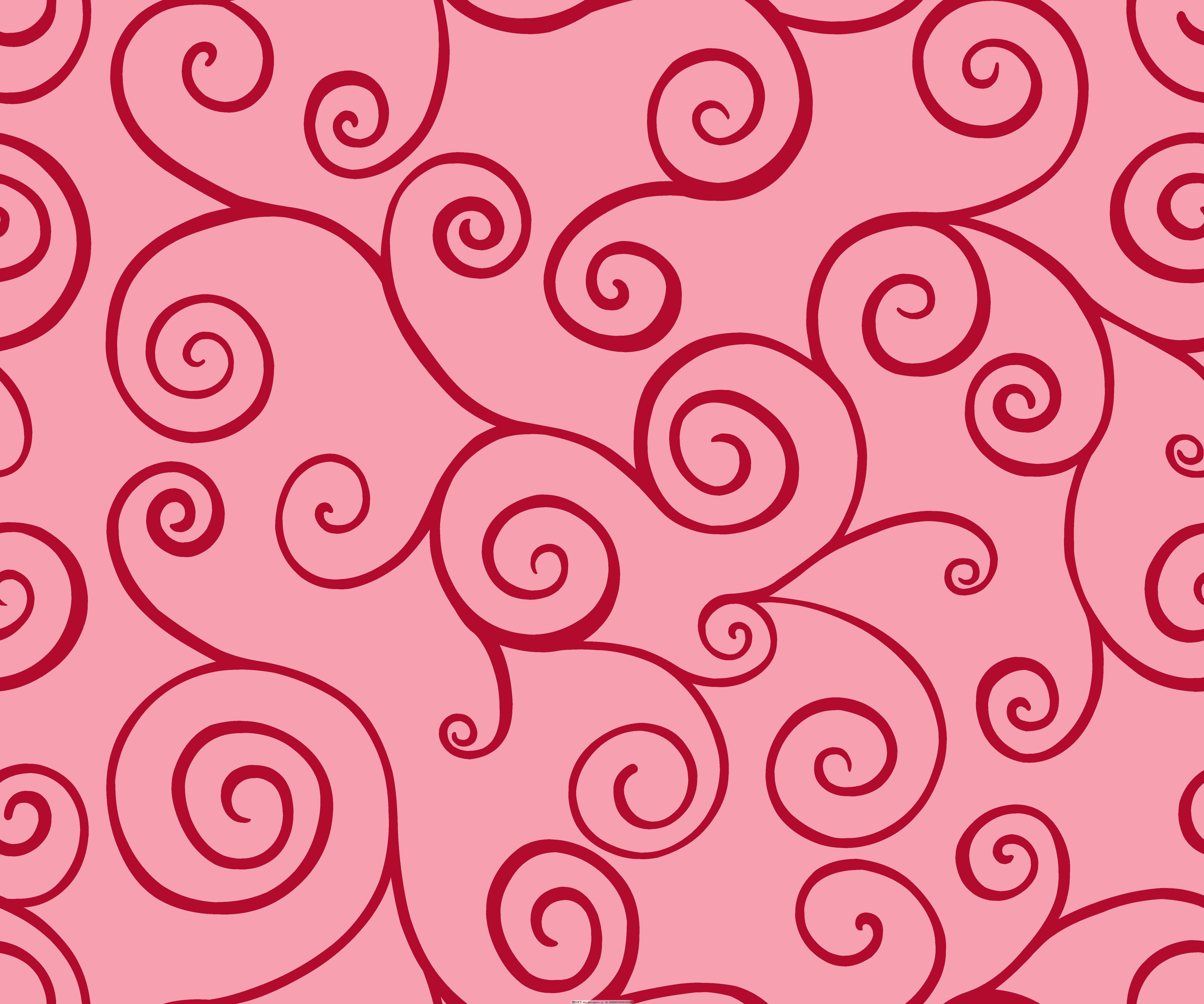 彩绘花纹0056 精品花纹边框模板