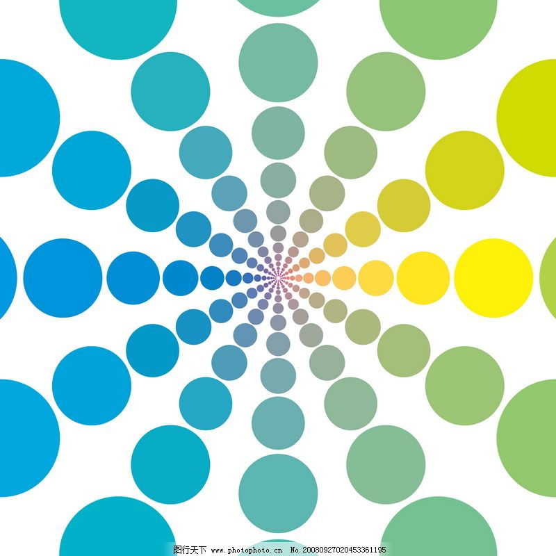 几何图形0028_边框相框_底纹边框_图行天下图库